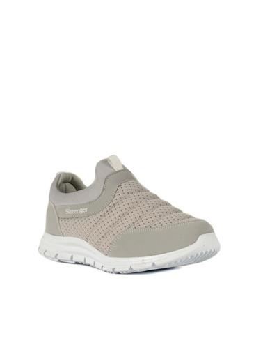 Slazenger Eva Erkek Çocuk Sneaker Ayakkabı Gri